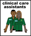 clinical care assistants